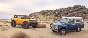 Applications Through The Year Of 2021 Ford Bronco Fuel Economy